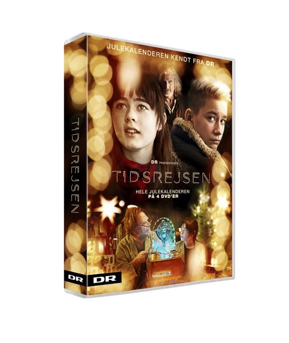 Tidsrejsen - DVD