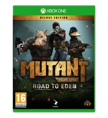 Mutant Year Zero: Road to Eden (Deluxe Edition)
