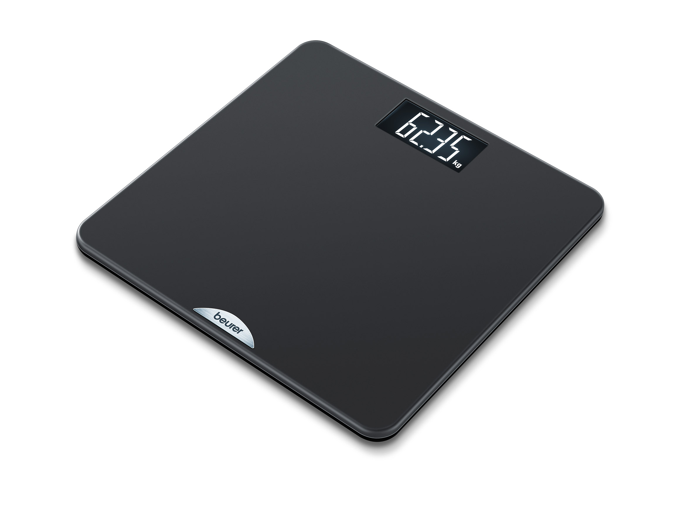 Beurer - PS 240 Personal Bathroom Scale Soft Grip - 5 Years Warranty
