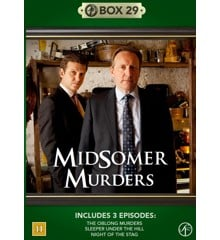 Midsomer Murders - Box 29 - DVD