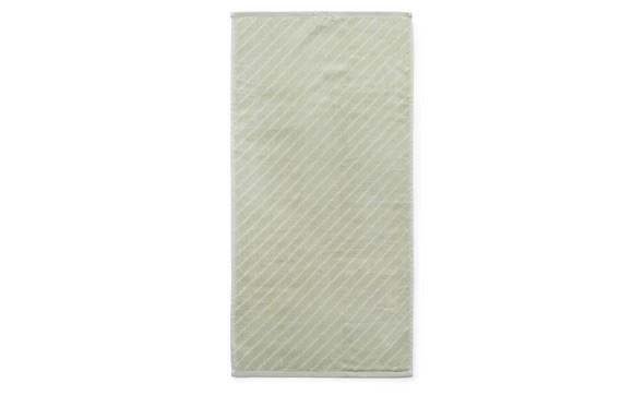 Normann Copenhagen - Imprint Towel 140 x 70 cm - Slash Pistacie (620505)