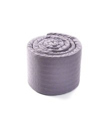Smallstuff - Quiltet Sengerand - Blue Rose