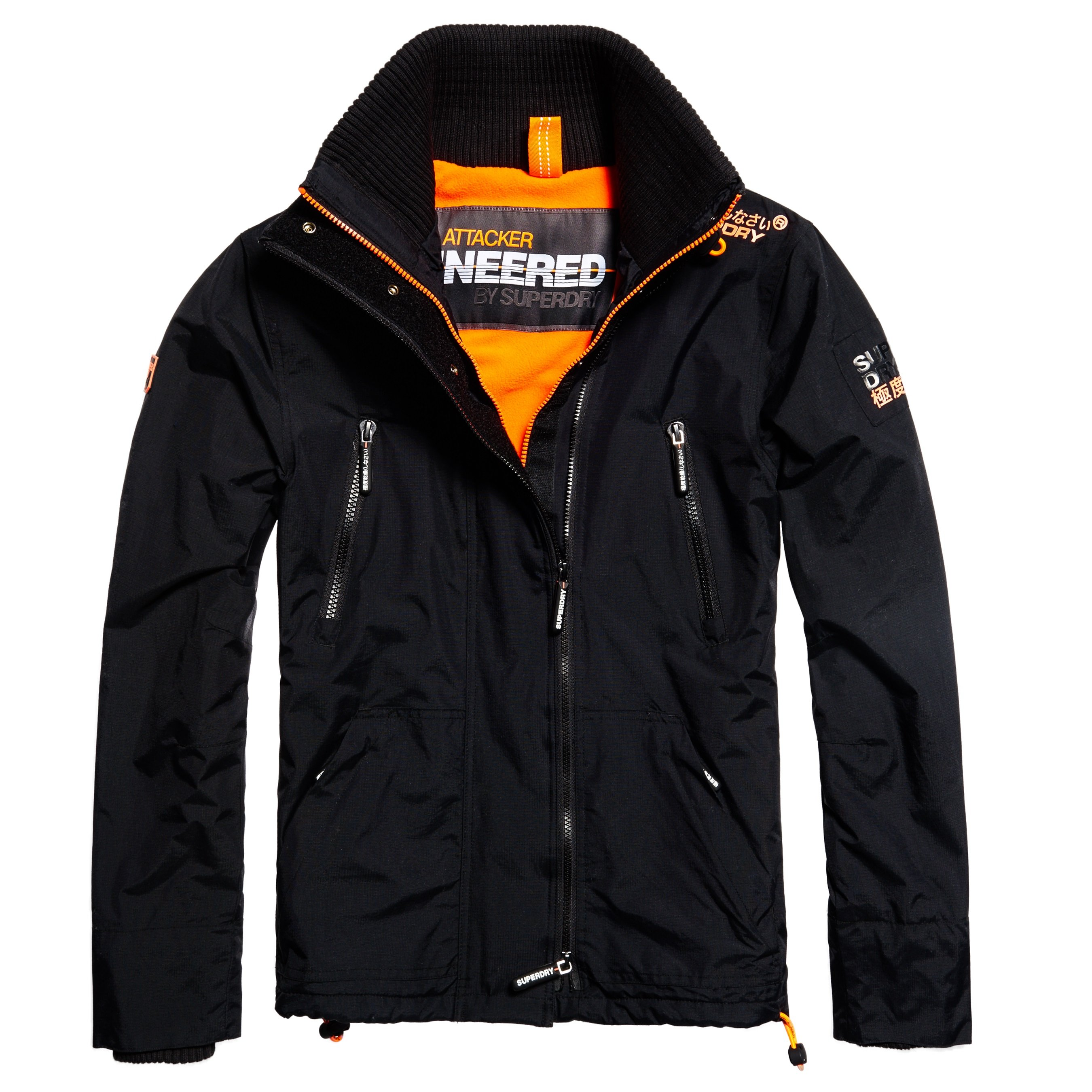 superdry wind attacker jacken