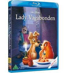 Lady og vagabonden Disney classic #15