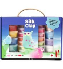 Silk Clay® gaveeske, 1 sett, ass. Farger