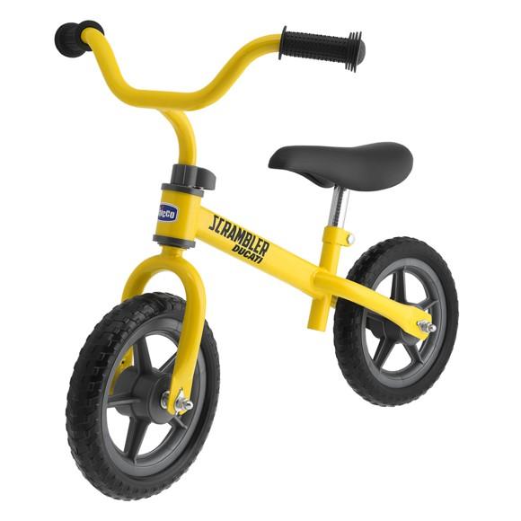 Chicco - Løbecykel Ducati Scrambler - Gul