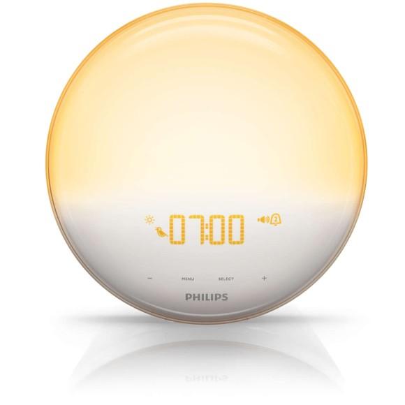 Philips - Wake-Up Light alarm clock HF3531/01