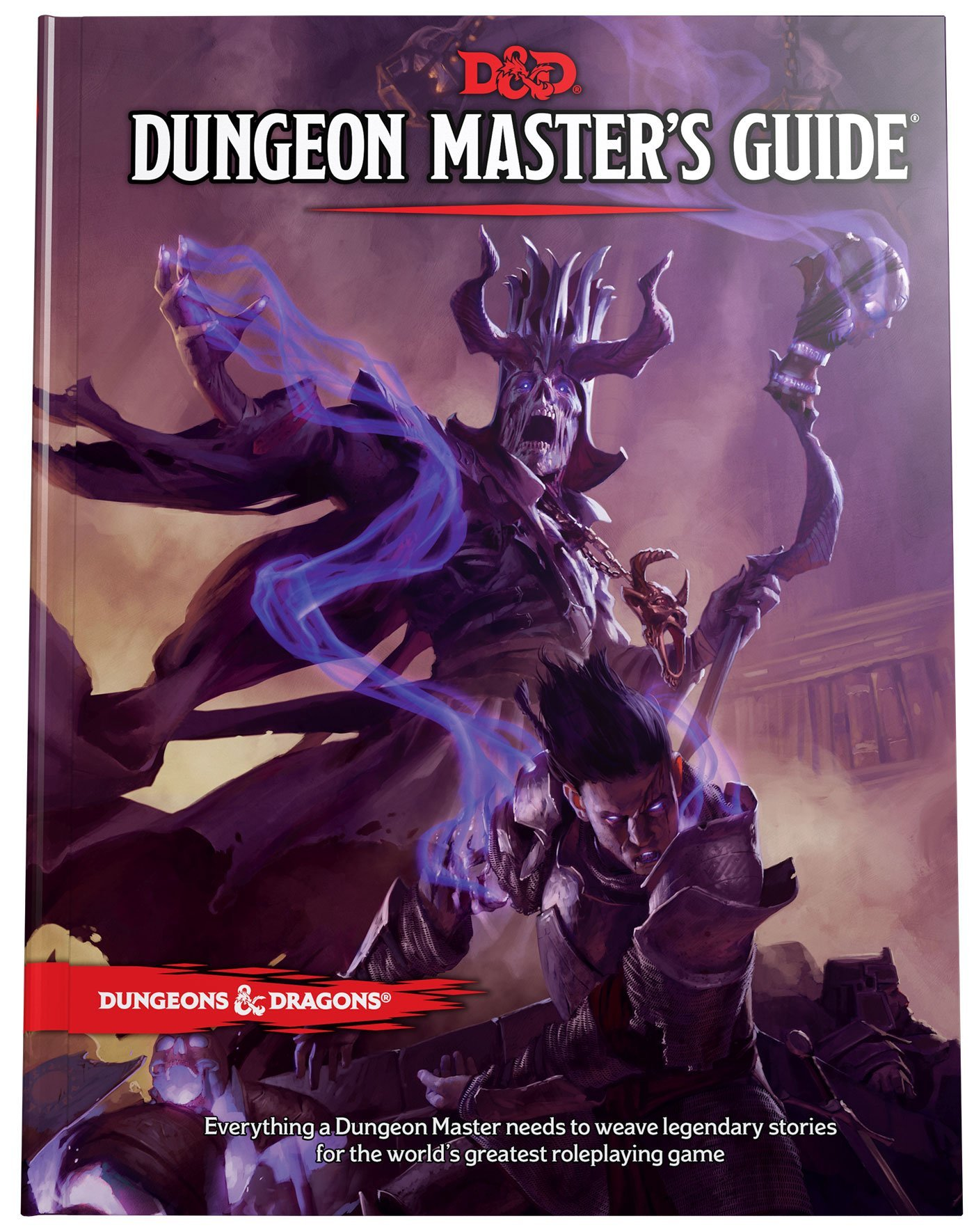 Dungeons&Dragons - Dungeon Master´s Guide 5th Edition (D&D) (DM)