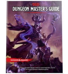 Dungeons & Dragons - Dungeon Master´s Guide 5th Edition (D&D) (DM)