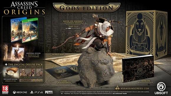 Assassin's Creed: Origins Gods Edition
