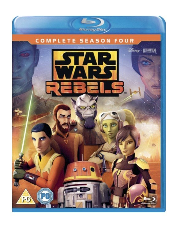 Star wars rebels sæson 4