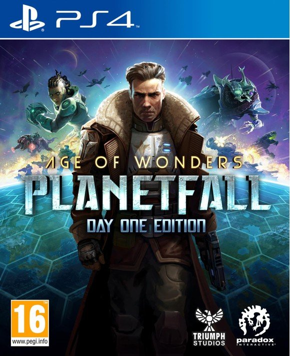 Age of Wonders: Planetfall (Day 1 Edition)