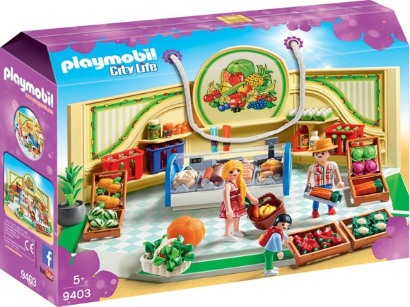 Playmobil - Grocery Shop (9403)
