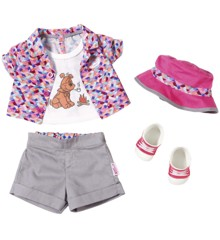 Baby Born - Play & Fun - Deluxe Camping Outfit