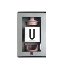 Design Letters - Grow With Your Cup Gaveæske U - Pink