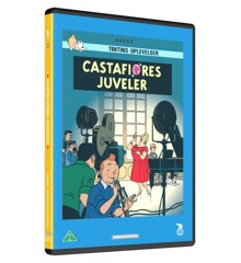 Tintin - Castafiores juvel