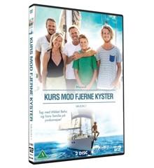 Kurs mod fjerne kyster - season 1 - DVD