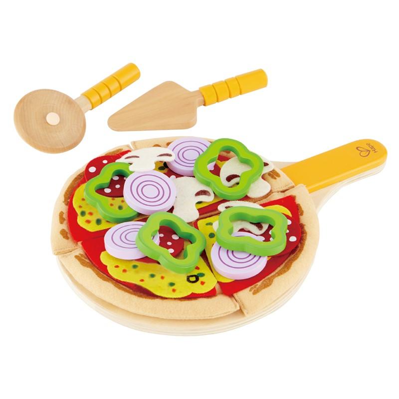 Hape - Spielzeugessen - Hausgemachte Pizza