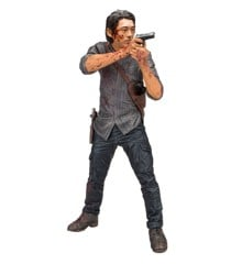 Walking Dead Tv Glenn Legacy Ed 10In Dlx Af Cs