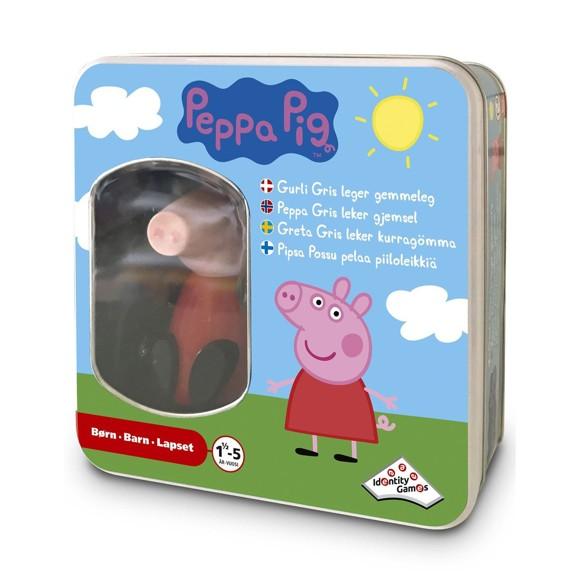 Peppa Pig - Hide and Seek Game (726)