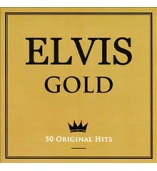 Presley Elvis/Gold 50 Original Hits - CD