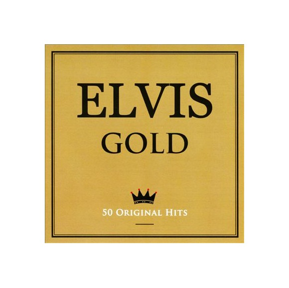 Presley Elvis/Gold 50 Original Hits - CD
