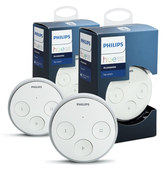 Philips Hue - 2xTap Light Switch Bundle