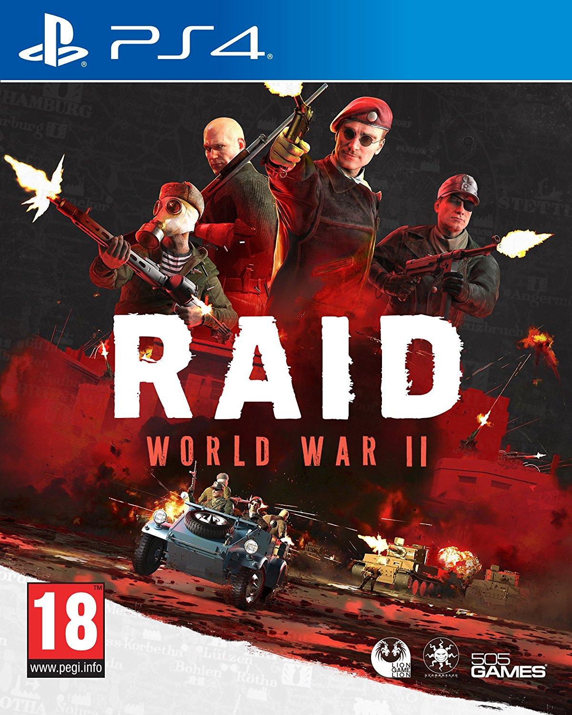 RAID: World War II (2)