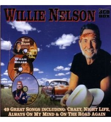 Willie Nelson - 48 great songs
