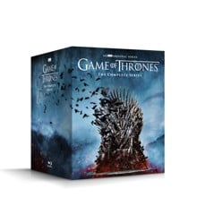 Game Of Thrones S1-S8 (Complete Collection) - Blu ray