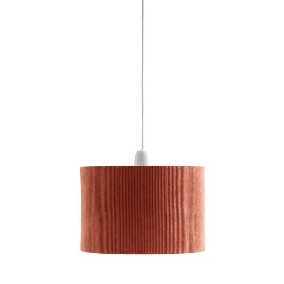 Kids Concept - Lamp Shade Corduroy - Rust (1000395)