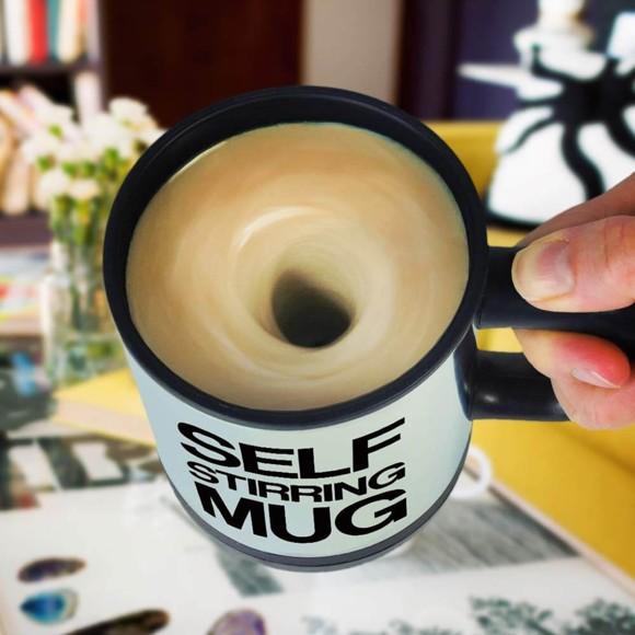 Selfstirring Mug