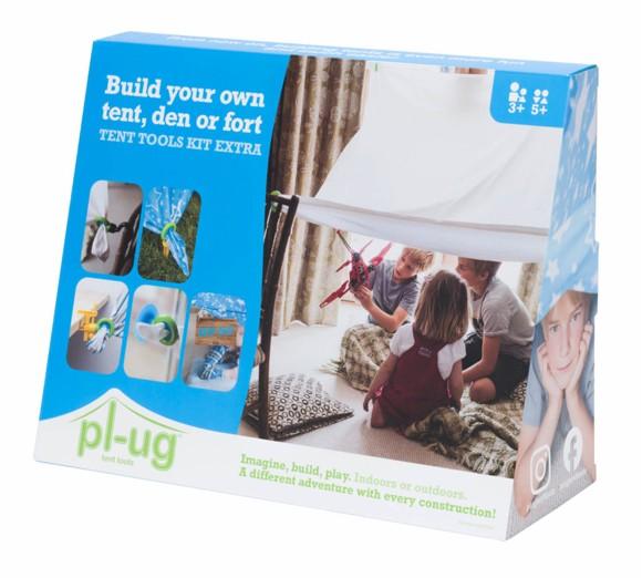 PL-UG - Build your own den, medium set (32161045)
