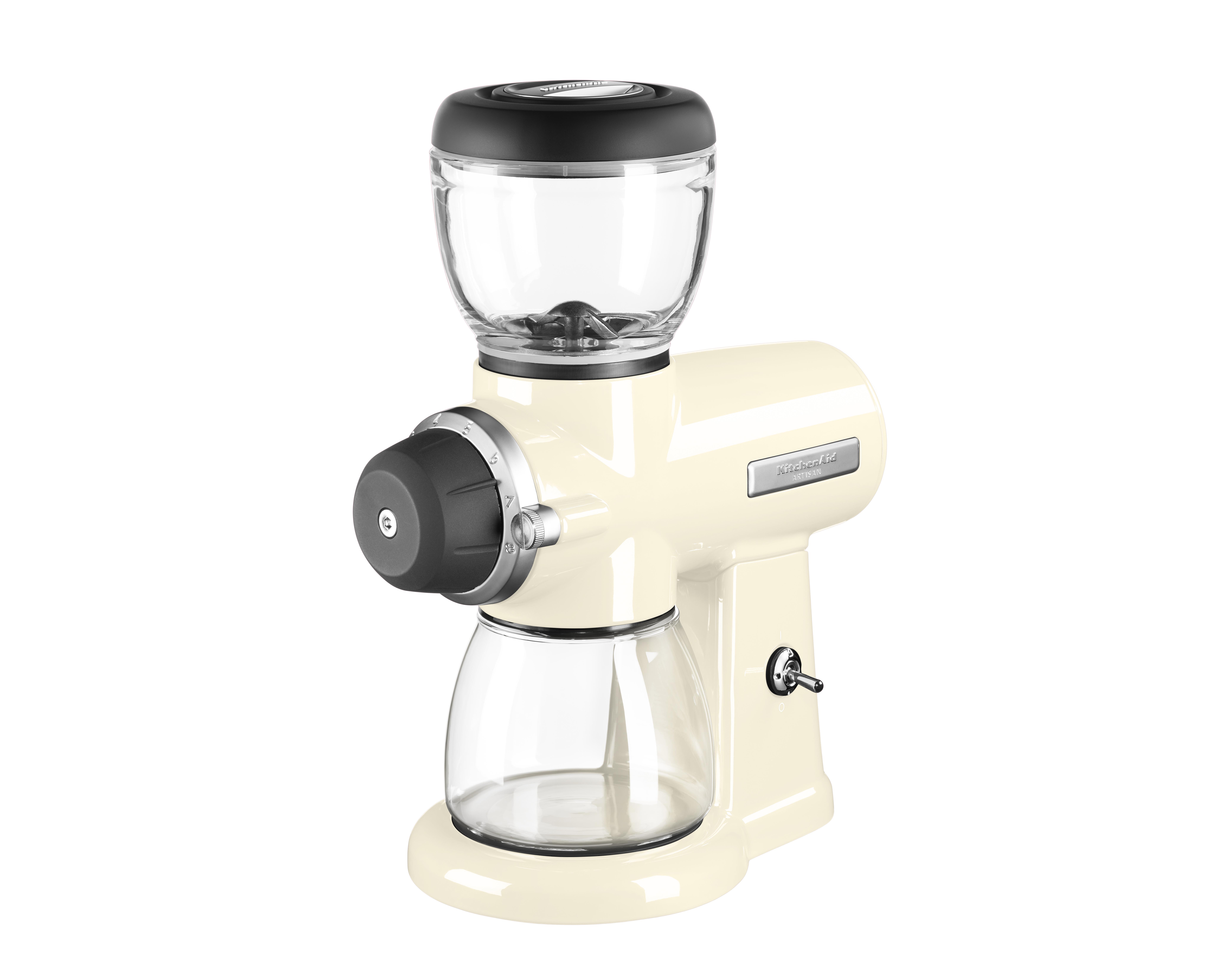 Buy Kitchenaid Artisan Coffee Grinder Cream 702eac