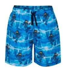 LEGO Wear - Iconic Swim Shorts - Platon 303