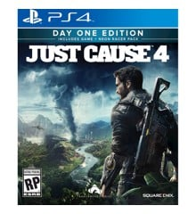 Just Cause 4 Day One Edition (Steelbook Edition)