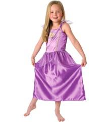 Kostume - Rapunzel (7-8 år)