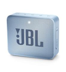 JBL - GO 2 Portable Bluetooth Speaker Icecube Cyan