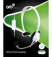 ORB Wired Chat Headset - For Xboxone S