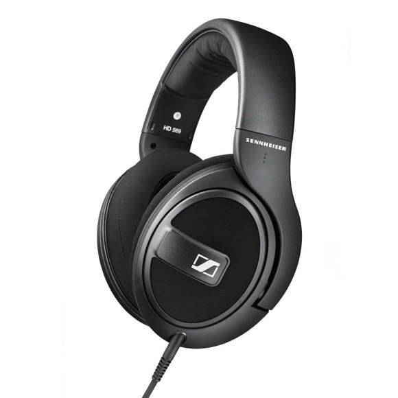 Sennheiser - HD 569 Around Ear Hovedtelefoner