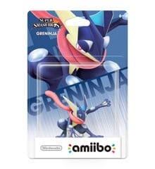 Nintendo Amiibo Figurine Greninja