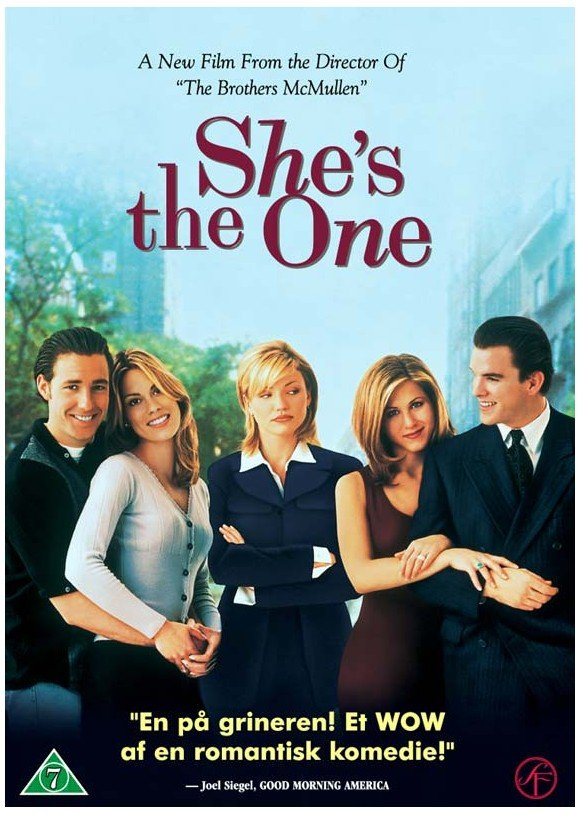 She's the One - DVD
