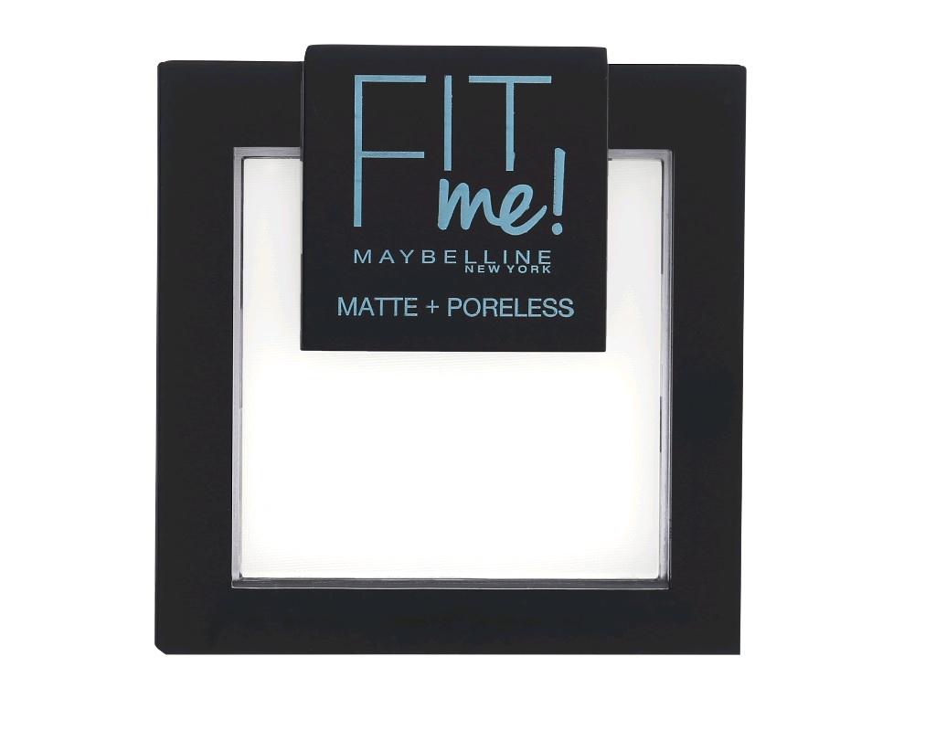 Maybelline - Fit Me Matte + Poreless Powder - 090 Translucent