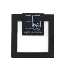 Maybelline - Fit Me Matte + Poreless Powder - 090 Translucent