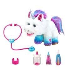 Little Live Pets - Rainglow Unicorn Dyrelægesæt