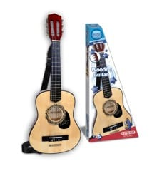 Bontempi - Wooden guitar, 75 cm (217530)