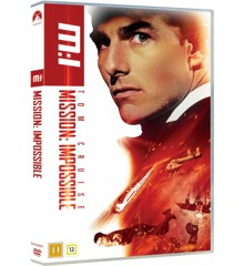 Mission: Impossible 1 - DVD
