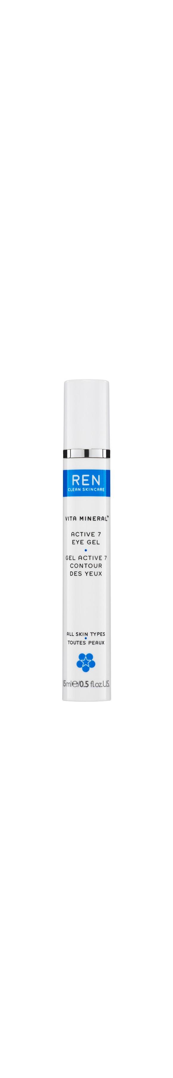 REN - Vita Mineral Active 7 Eye Gel 15 ml