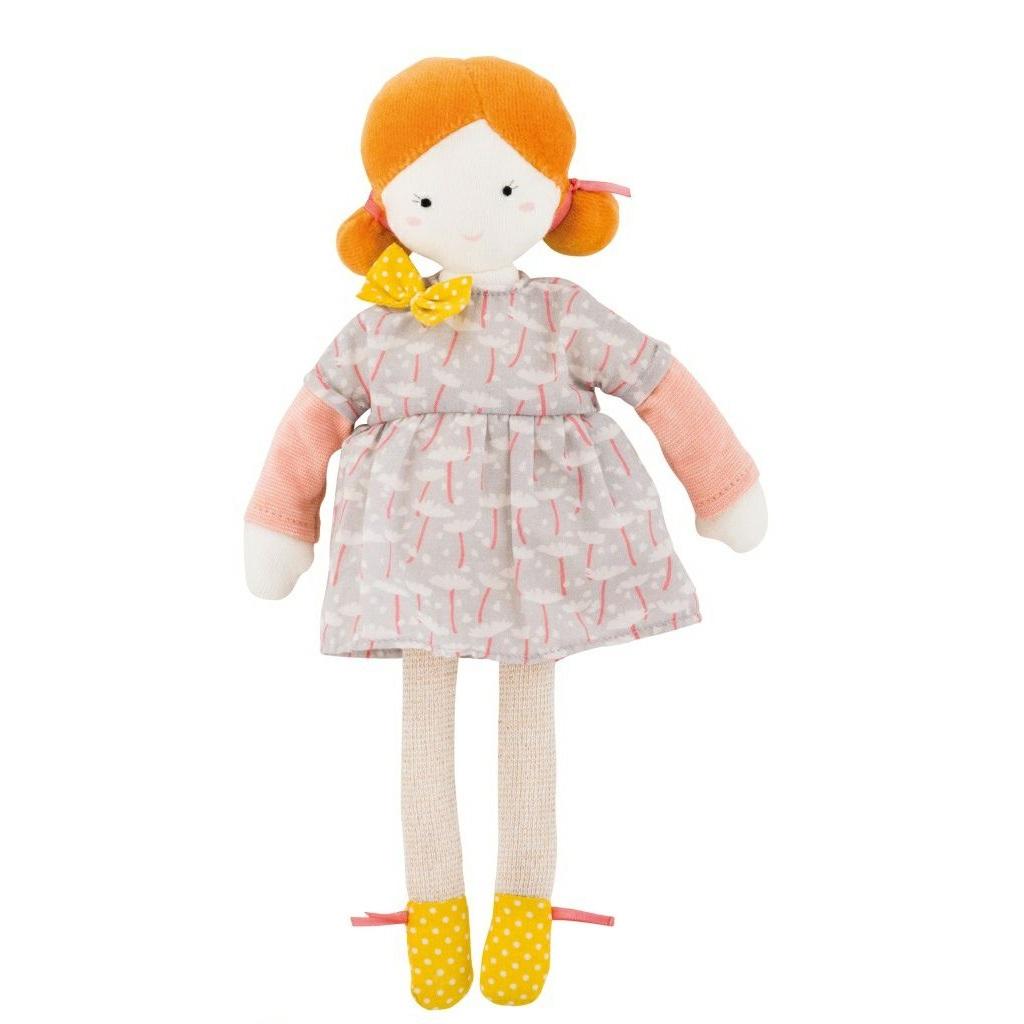 Moulin Roty - Les Parisiennes Puppen - Blanche - 26 cm