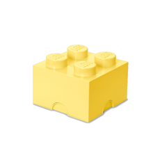 Room Copenhagen - LEGO Storeage Brick 4 - Cool Yellow (40031741)